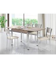 тр маса Mizia kordoba +4 стола