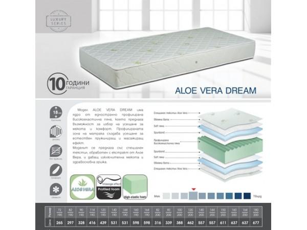 Матрак Aloe Vera Dream 82/190