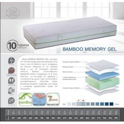 Матрак Bamboo Memory Gel 82/190