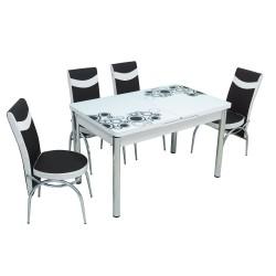 Тр.маса + 6 стола Комплект