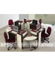 Офис комплект Авалон MIX